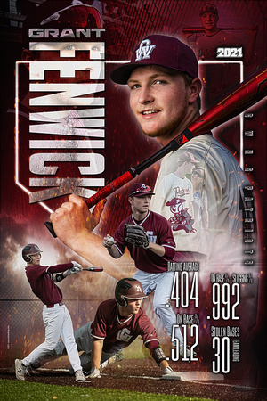 2021-Grant Fenwick GWHS BB poster-web